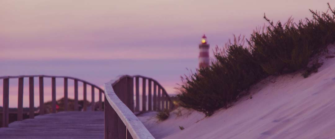 Lighthouse representing support lent by child and adolescent psychology